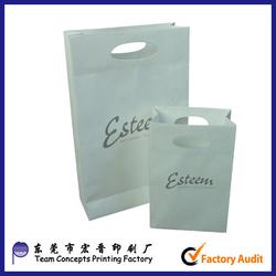 china wholesale food grade brown bread paper bag