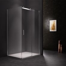 Porta doccia senza telaio