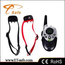 led dog training collar E613 with vibration &shocking Electronic training dog