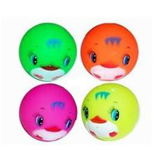 QQFactory dog toys ball logo & dogs toy tennis ball