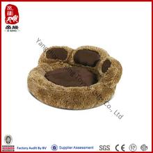 China wholesale pet toy soft comfortable stuffed plush large dog bed