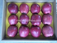 2014 new fresh Chinese Red Huaniu Apple/Sweet Red huaniu apple