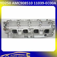 AMC908510 11039-EC00A 4 port yd25 cylinder head for Nissan