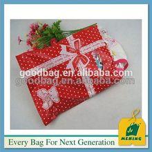 handle square bottom plastic bag MJ02-F05656 factory