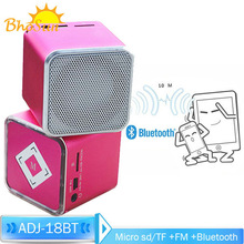 NEW 2014 bluetooth speaker Brand best MP3 players with bluetooth speaker wireless big sound box for iphone 4 5
