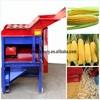 Farm corn peeler and thresher