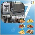 automatique des gaz de chauffage torréfacteur torréfaction machine châtaignier en noyer