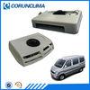 Cargo van roof top mounted mini van refrigeration units