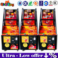mini table basketball game operated basketball game machine games for kids NA-QF056