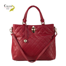 Big sale fast delivery custom big size flower shape ladies in singapore 100 genuine leather handbags