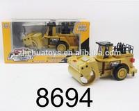 Miniature truck model, metal truck model