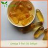 Health Supplements GMP certified Omega 3 Fish oil EPA30%/DHA 20% 1000mg softgel capsule