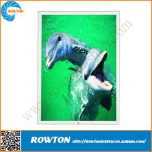 Hot Sales High Quality Lockable Snap Frame Aluminum a4