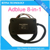 [2014 Newest] 100% working Adblue 8 in 1 8in1 Adblue Emulation Truck Remove Tool for MAN, Scania, Iveco, DAF, Volvo, Renault