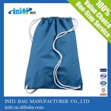 2014 Alibaba china non woven blank drawstring bag with printing