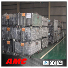 Collapsible Steel Stillage, Storage Cage, Stackable Warehouse Container
