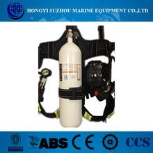 HYPRO SCBA Positive Pressure Oxygen Breathing Apparatus 6L