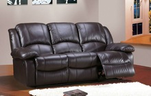 Comfortable and Leather lounge suite 3+2+1 YLR1002 living room sofa sets