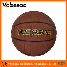 8 Panels Traditional PU Laminated Basketball
