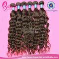 Chine 10a vierge cheveux 100 brésilienne cheveux weave, Livraison gratuite vague d'eau, Naturelle afro extensions de cheveux