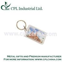 Custom metal keychain,metal keyring wholesale with spinner