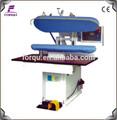 forqu venta caliente fabricante de lavandería industrial de vapor de prensa para las fábricas y los hoteles