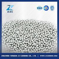 YG8 tungsten carbide ball yg6 yg8 yg6x long life circle