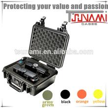 wholesale tool box IP67waterproof strong foam plastic tool packing case hard plastic tool case
