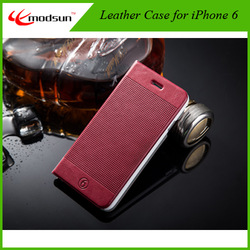 """Luxury High Quality PU Leather Case for iPhone 6 4.7"""" Case"""