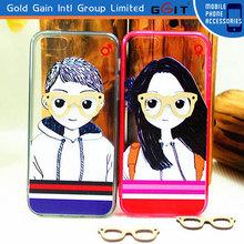 2014 New Arrival Cartoon Printing Ultra Thin Soft TPU Case For Galaxy S5 TPU Case