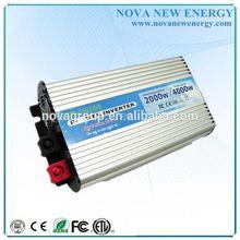 12v dc to 220v ac 2000w pure sine wave power inverter/converter