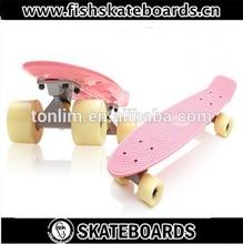 aluminum wheel truck mini cruiser skateboard longboard skateboard