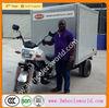 2014 China New Fashion 200cc Motor Tricycle with Closed Fridge Cooling Cargo Box/Three wheel motorcycle with Closed Fridge Cooli