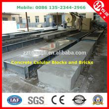 10m3/h Small Portable Non Autoclaved Celular Concrete Blocks Making Machine for Sale
