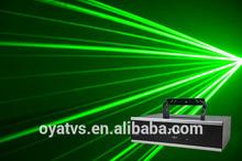 powerful dj equipment green 1w outdoor christmas laser lights