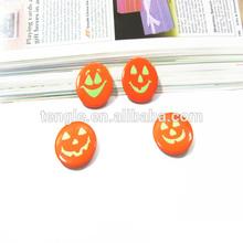 pumkin lapel pin badges for Halloween
