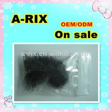 No.4 OEM minky silk human hair eyelash extensions