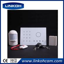 Good Quality Solar Power GSM Alarm System