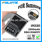 For Samsung Galaxy Note EXTENDED Cell Phone Battery GT-N7000 i9220 EB615268VU