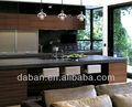 nuevo modelo moderno gabinete de cocina de diseños simples