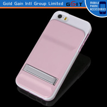 Hot Selling for iphone 5 Case Cover, Phone Accessory Cell Phone Metal Case for iphone 5