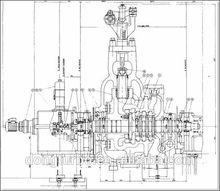 Biomass Power Station Electricity Generator