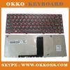 For keyboard lenovo laptop for V485 v380a V380 V480 v385 v380s V480S US UK AR RU SP LA BR PO