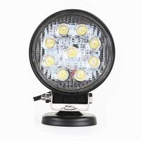 New 27w car led tuning light/led work light, 12v 24v 27w led work light