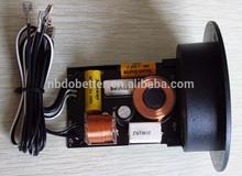 amplifier crossover