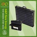 gp 160w mono pannello solare pieghevole in alto modulo eficiency per ponteggi nuovi prezzi