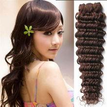 Deep wave 100% european hair extension