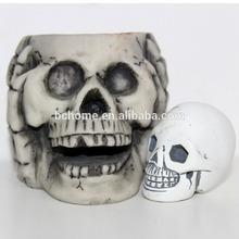 polyresin resin skull Hallowmas skull customer design available