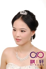 wedding jewelry sets dubai bridal Color Wholesale Fashion Jewelry