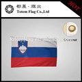 Bandera de eslovenia / de repuesto esloveno de la bandera de la bandera de eslovenia